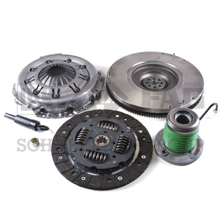 OE Replacement for 2005-2010 Ford Mustang Clutch Kit (Base / Lujo) Mustang Clutch Replacement