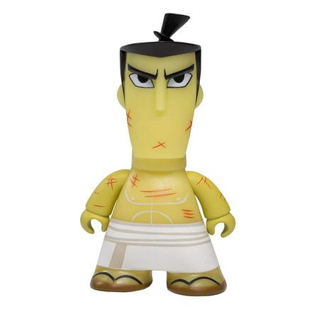 Cartoon Network Originals Samurai Jack Vinyl Mini Figure [No (Samurai Jack Jack And The Farting Dragon)