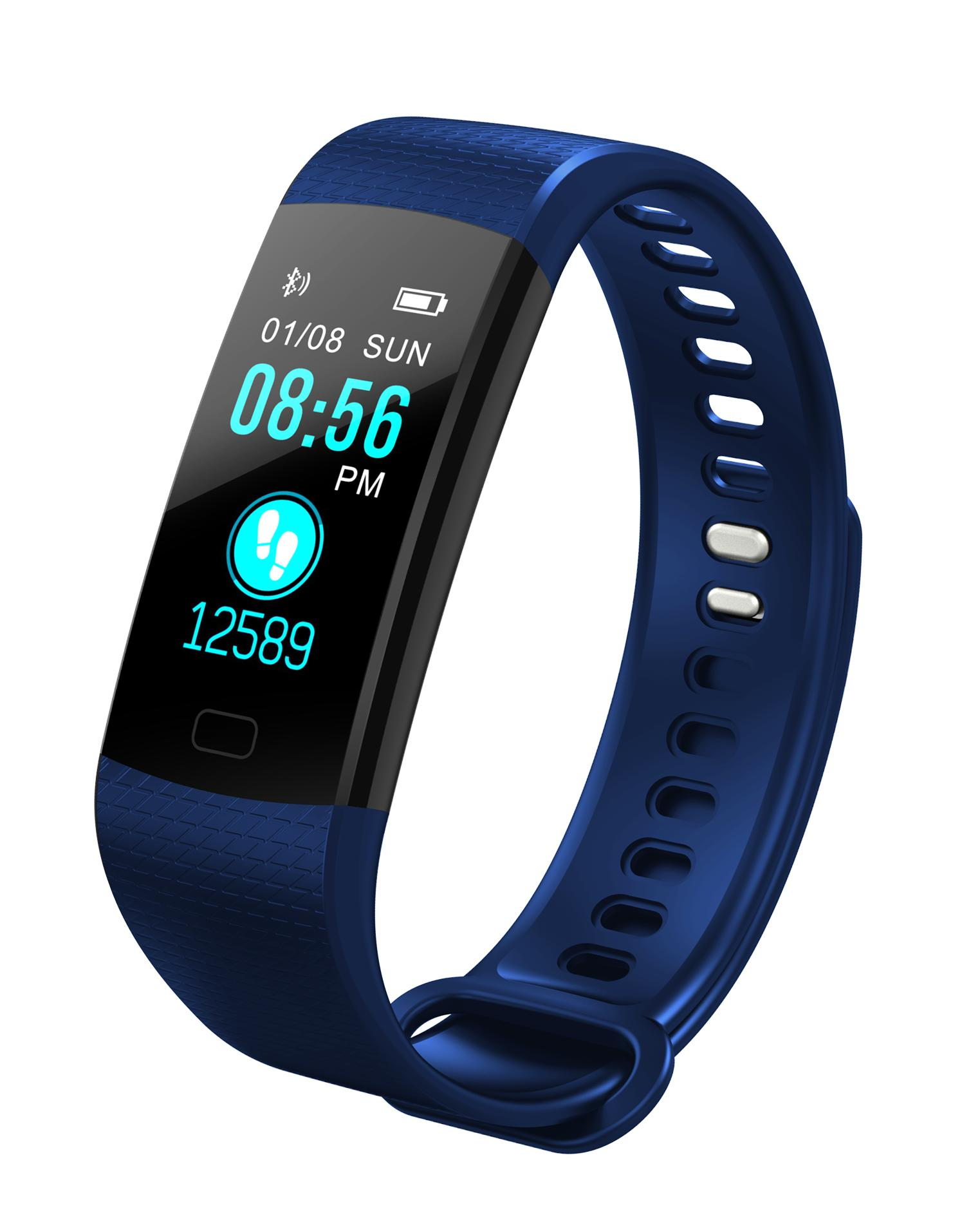 Heart Rate Monitor Ckdcares Smart Watch Bluetooth Supported Sleep Monitor for Android and iOS Activity Tracker Ships from Canada Touch Screen Display 44 mm x 38 mm Multiple Sports Mode Fitness Tracker