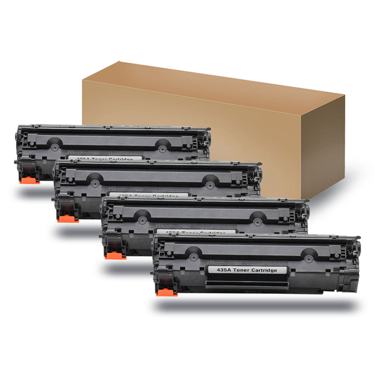 Epco CBD Replacement for HQ-CB435A Toner Cartridge High Y...
