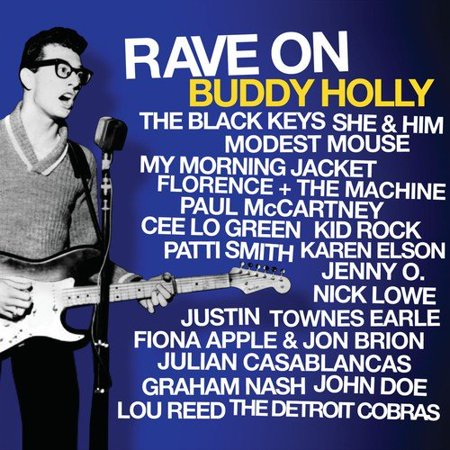 Rave On Buddy Holly   Various  Vinyl