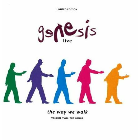 Live-Vol. 2-The Way We Walk (CD)