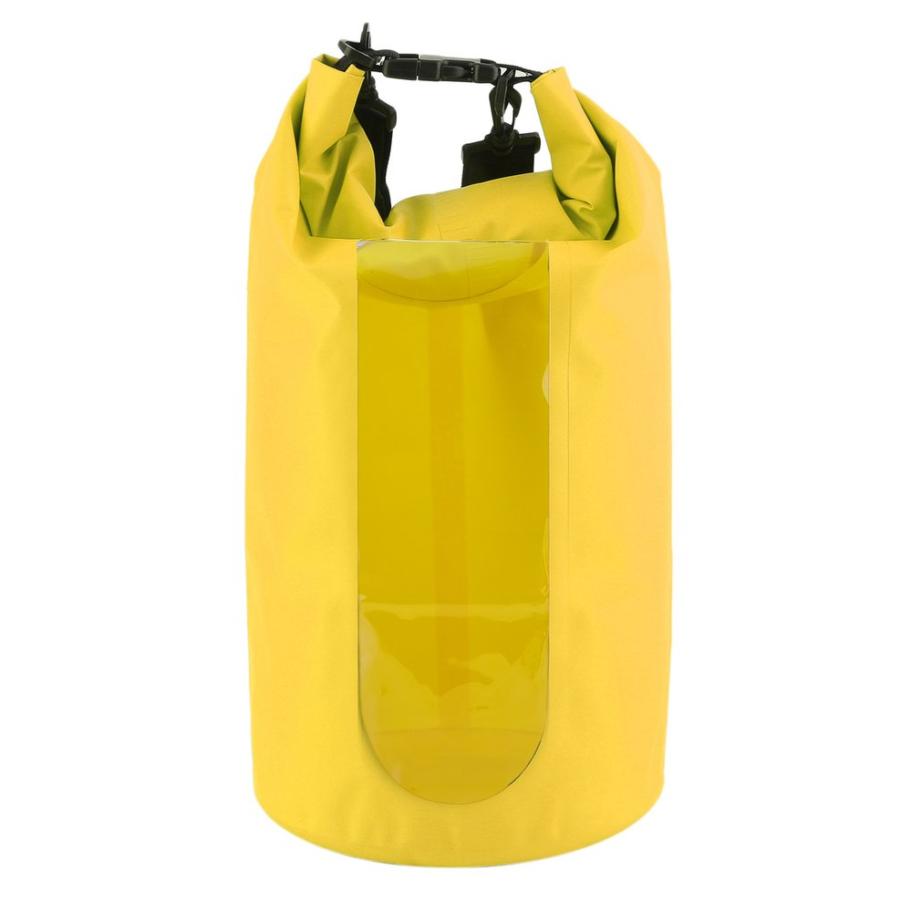 Waterproof Dry Bag Roll Top Survival Sack Kit Portbale Dry Gear Bag For Fishing Boating Hiking Camping Equipment by WALMART