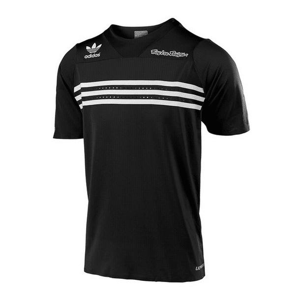 Troy Lee Designs Mountain Bike Ultra S/S Jersey; Ltd Adidas Team Black Size LG
