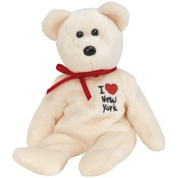 Ty - I Love New York (Ty Trade Show Exclusive) By Beanie Babies ... f7daca9224e