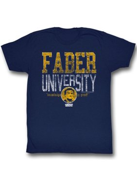 f85bac4d Product Image ANIMAL HOUSE-FABER UNIVERSITY-NAVY ADULT S/S TSHIRT-5XL
