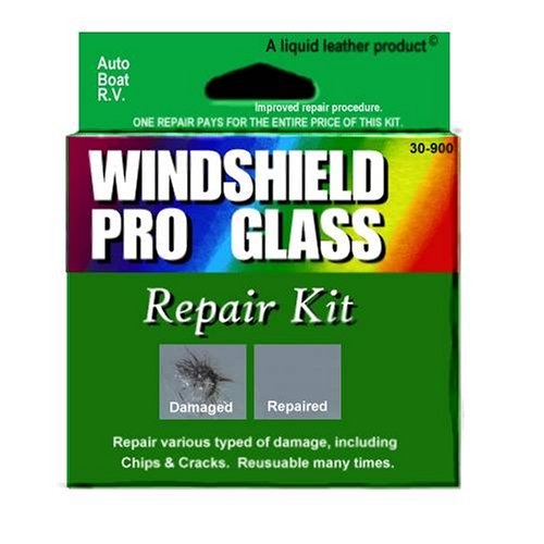 Windsheild Pro Glass Repair Kit