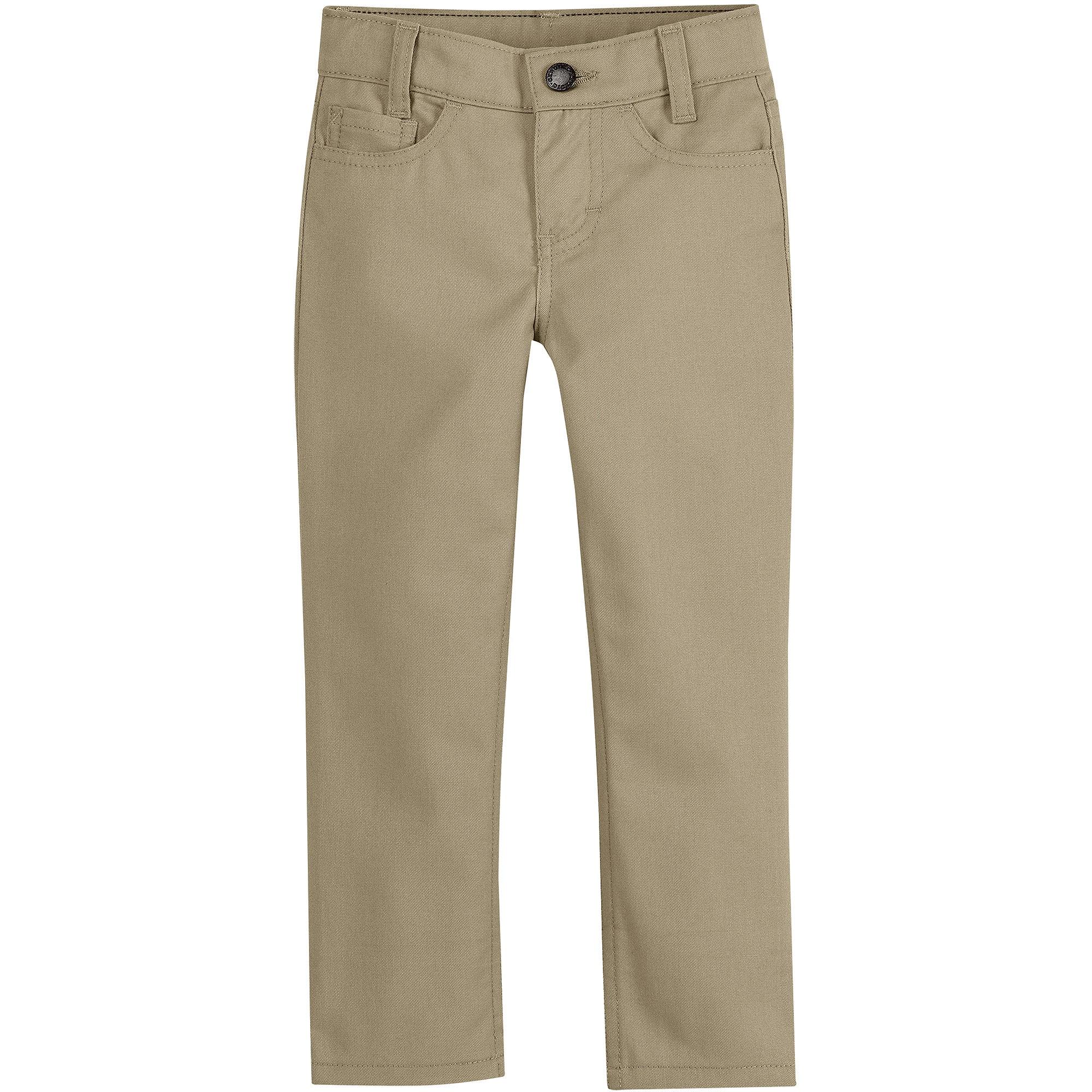 Toddler Boy Slim Skinny Pants