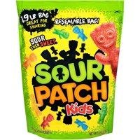 Sour Patch Kids Soft & Chew Candies, 1.9 Lb.