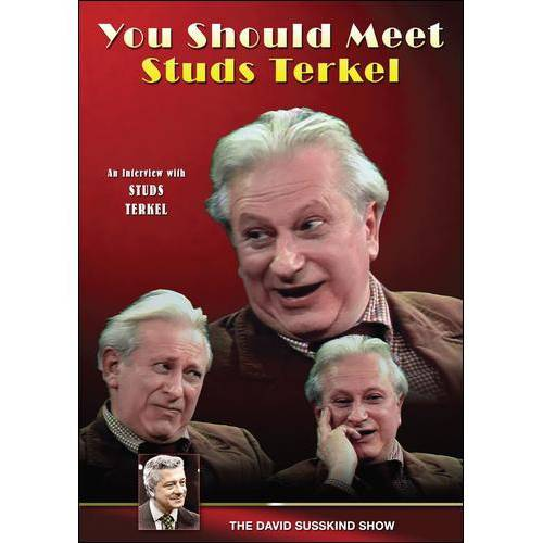 The David Susskind Show: You Should Meet Studs Terkel (Full Frame)