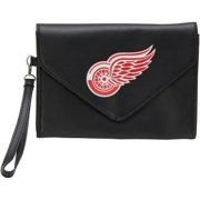 Detroit Red Wings Women's Gibson Clutch - Black - No Size
