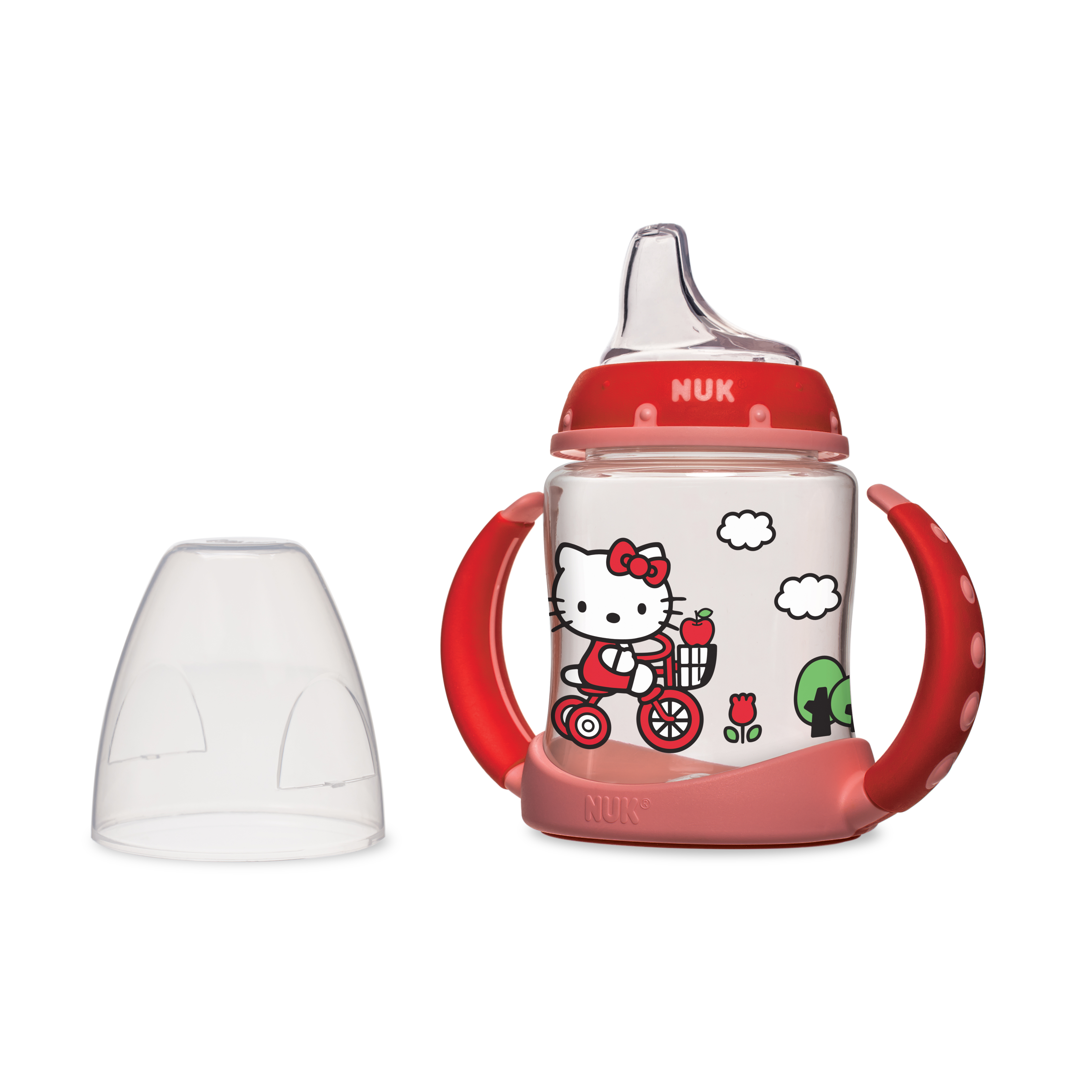NUK Hello Kitty 6m+ Learner Cup, 5 oz