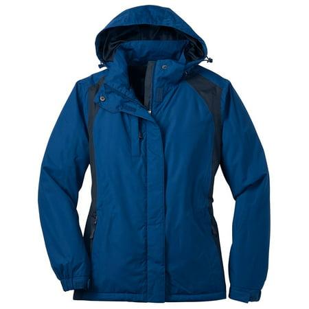 Port Authority Women's Barrier Fleece Shell - Barrier Fleece Jacket