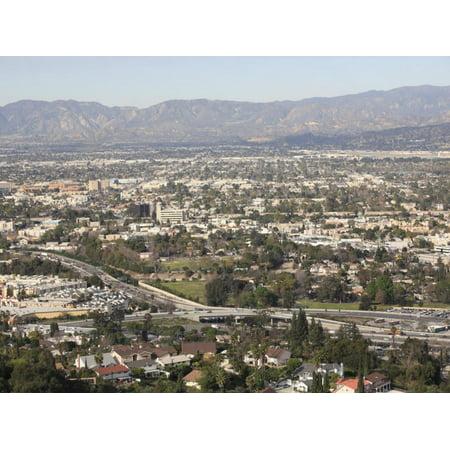 San Fernando Valley, California, United States of America, North America Print Wall Art By Wendy Connett ()