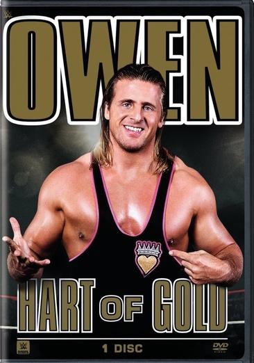 WWE: Owen Hart of Gold (DVD) by WARNER HOME VIDEO