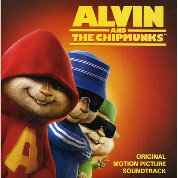 Alvin And The Chipmunks Soundtrack Cd Walmart Com Walmart Com