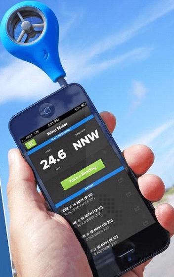 Weatherflow Wind Speed Windmeter Anemometer by