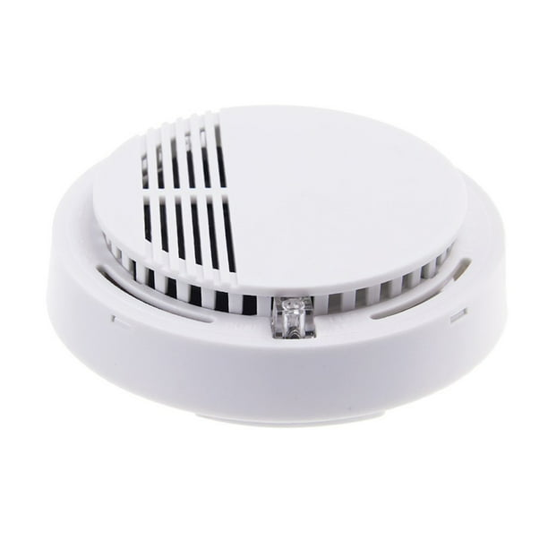 2pcs Ss 168 Smoke Alarm 85db M Beeping With Fire Alarm Warning And