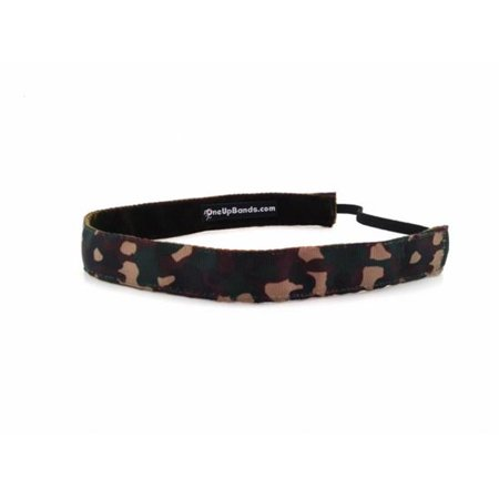 1060 Camouflage Greens Headband - Pack of 2 thumbnail