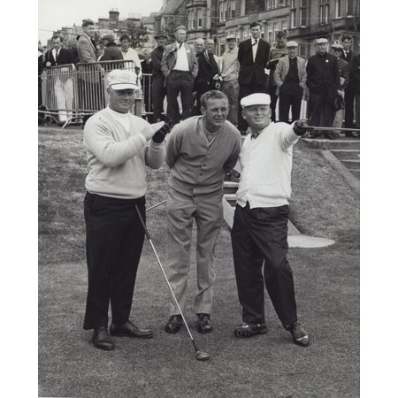 Jack Nicklaus Bruce Devlin and Bill Rogers at St Andrews Photo Print](Jack White Halloween Dublin)