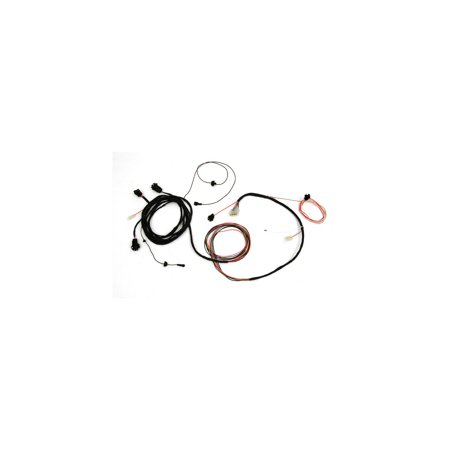Eckler's Premier  Products 40-140093 Full Size Chevy Rear Body/Taillight Wiring Harness, 2-Door Hardtop,