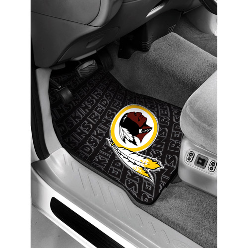 NFL - Washington Redskins Floor Mats - Set of 2