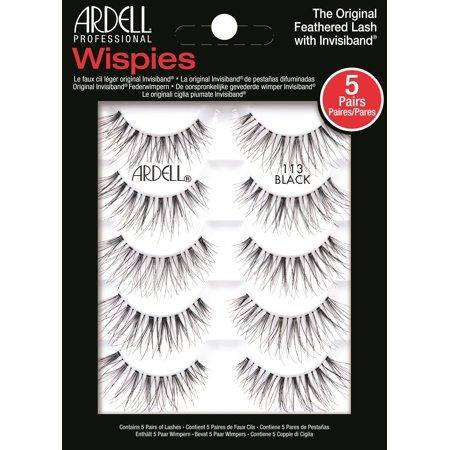 Ardell False Eyelashes, WiSalon Perfectie, 5 Pack