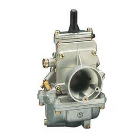 Mikuni 001.017 TM Series Flat Slide Carburetor - 24mm