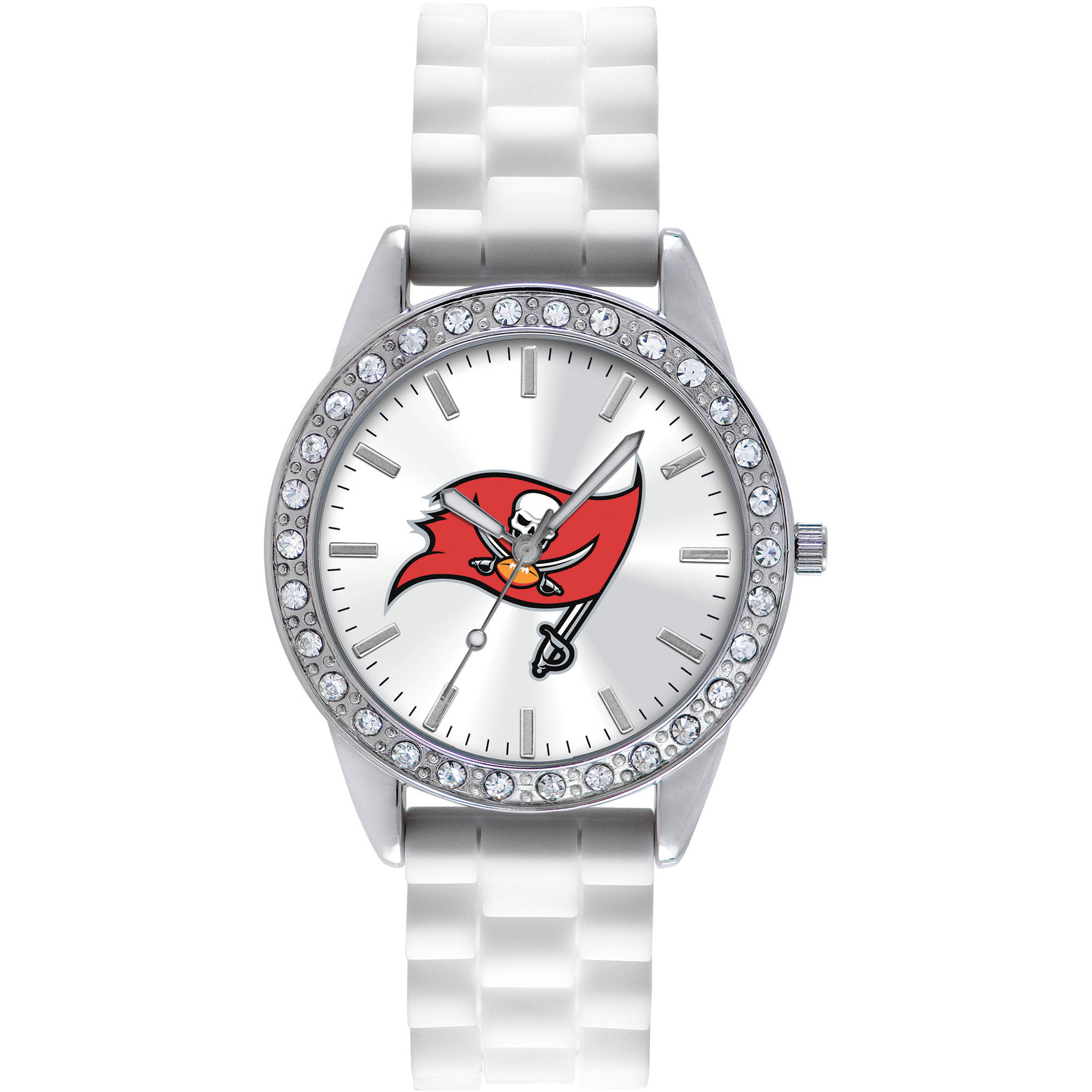 Game Time NFL Women's Tampa Bay Buccaneers Frost Series Watch by Game Time