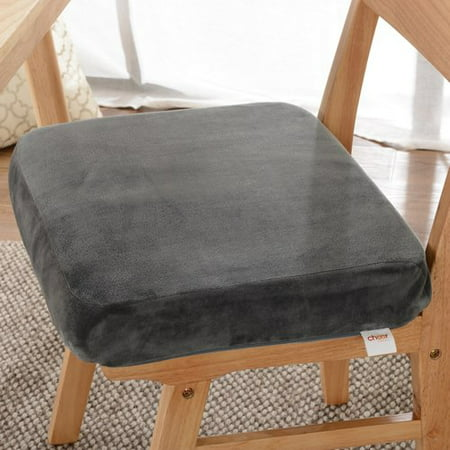 Cheer Collection Indoor Memory Foam Extra Large Seat Cushion