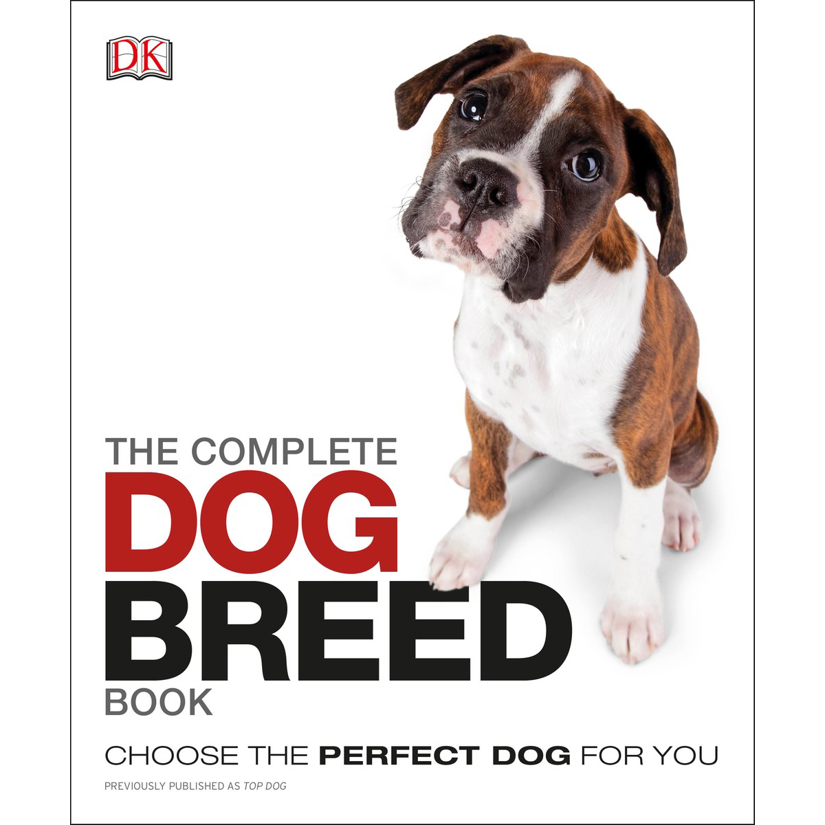 Dk Books-The Complete Dog Breed Book