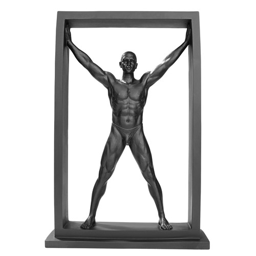 Design Toscano Boxed In Modern Male Nude Standing Figurine