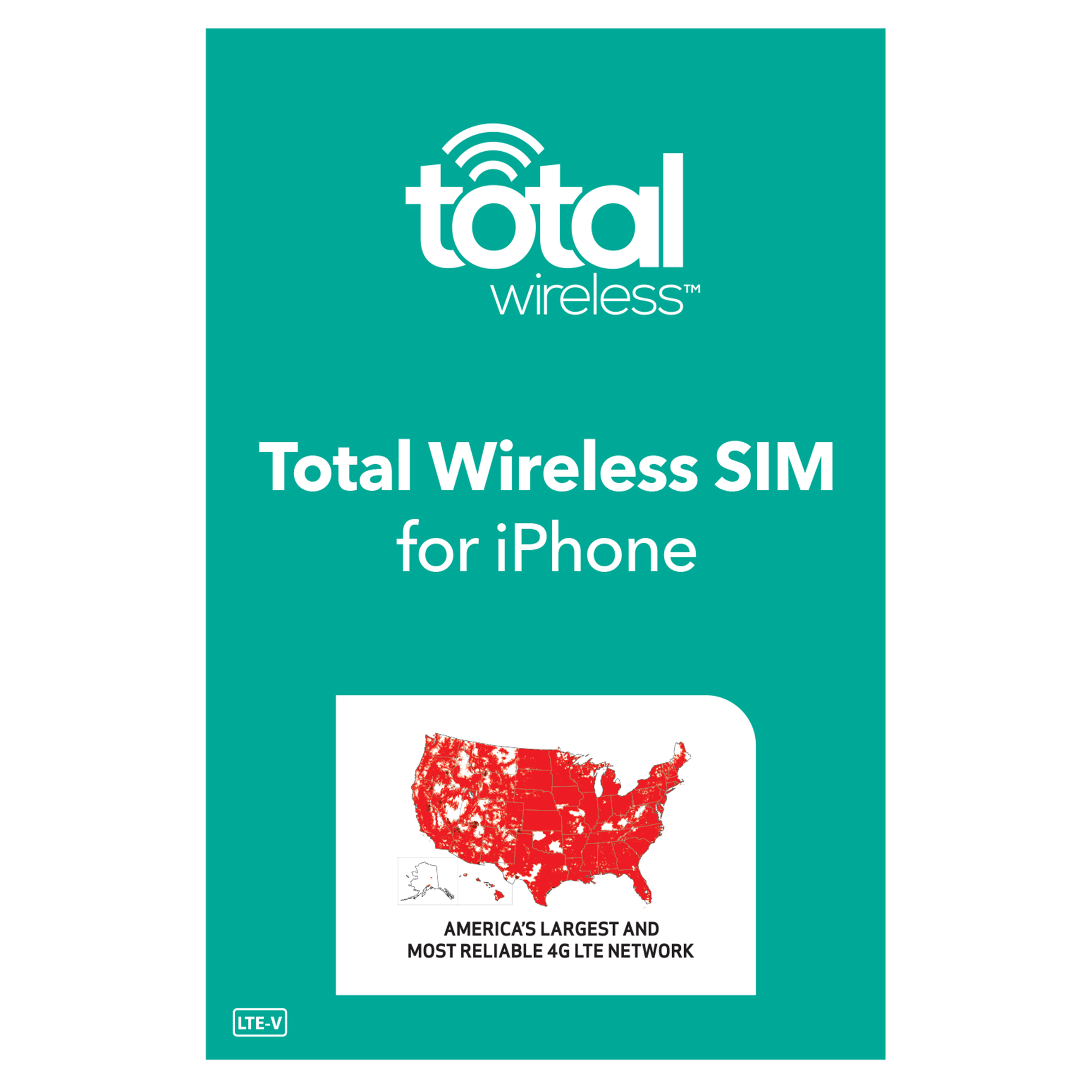 Total Wireless Iphone Sim Kit Cdma
