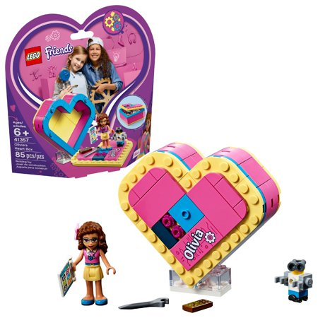 Logo Heart (LEGO Friends Olivia's Heart Box)