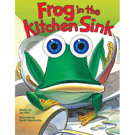 Frog in the Kitchen Sink -
