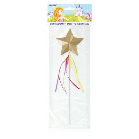 Princess Wands Wholesale (Rainbow Magical Princess Wand, 15.5 in,)