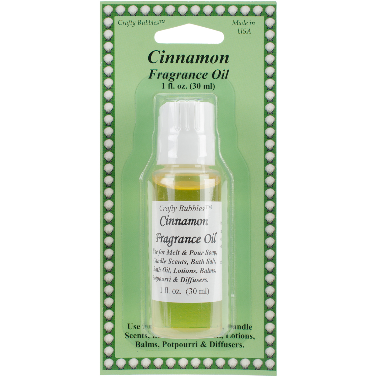 Fragrance Oils 1oz, Cinnamon