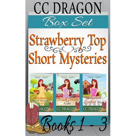 Strawberry Top Short Mysteries Box Set (Books 1-3) - - Strawberry Boxes