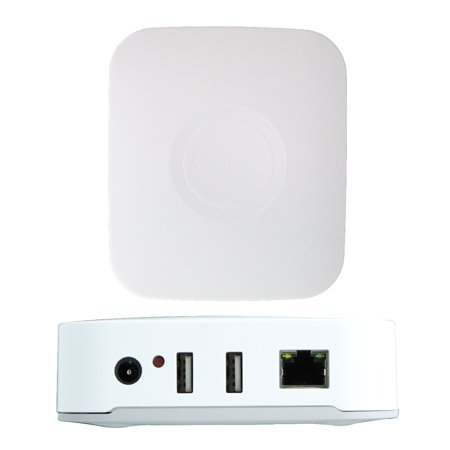 Samsung SmartThings Home Monitoring Kit With App Compatibility - White  (Refurbished)
