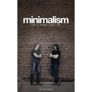 Minimalism: Live a Meaningful Life - eBook