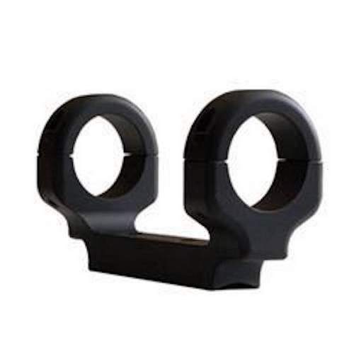 DNZ AB3S1M Mount System w/Med Rings For Browning A-Bolt III  Style Black Finish