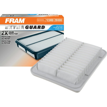 FRAM Extra Guard Air Filter, CA10190 (Best Car Air Filter Review)