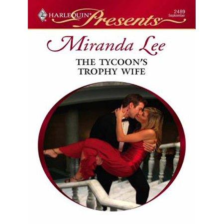 The Tycoon's Trophy Wife - eBook](Trophy Wife Halloween Episode)
