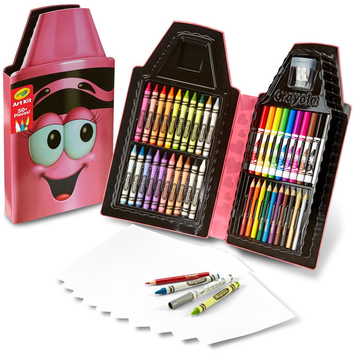 Crayola Tip Art Case-Tickle Me Pink