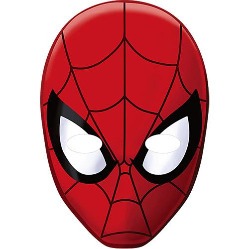 Hallmark Party Spider-Man Masks