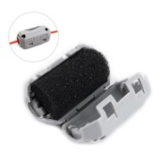 Meterk 3D Printer Supplies Filament Cleaner -static Crack Resistant Foam Blocks for Cleaning Filaments FLA ABS 3.0mm