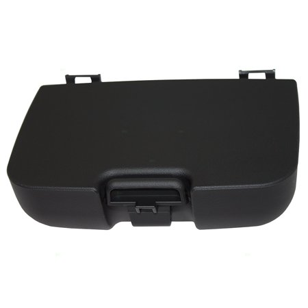 Black Overhead Console Sunglasses Box Tray Replacement for Ford Super Duty Pickup Truck 4C3Z 7811586 CAA