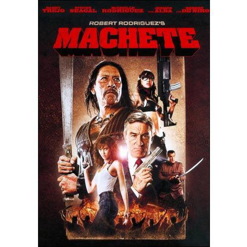 Twentieth Century Fox Machete [dvd/ws-1.85/eng-sp Sub/sac]