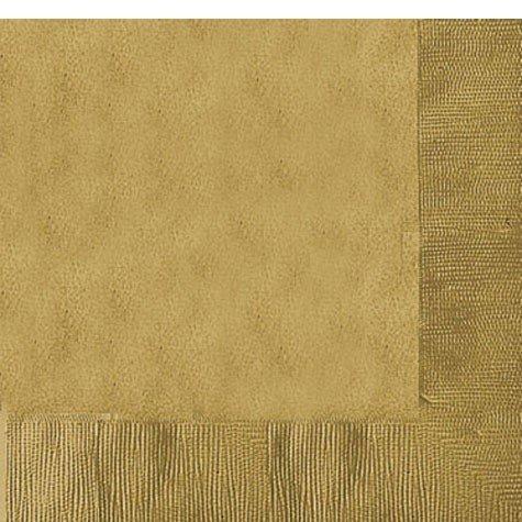Bulk Paper Napkins | 125ct (Lunch, Orange Peel), 125 Napkins in each package By Amscan
