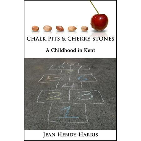 Chalk Pits & Cherry Stones - eBook